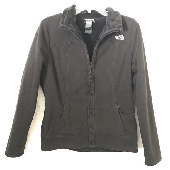 Black North Face Jacket; excellent condition!